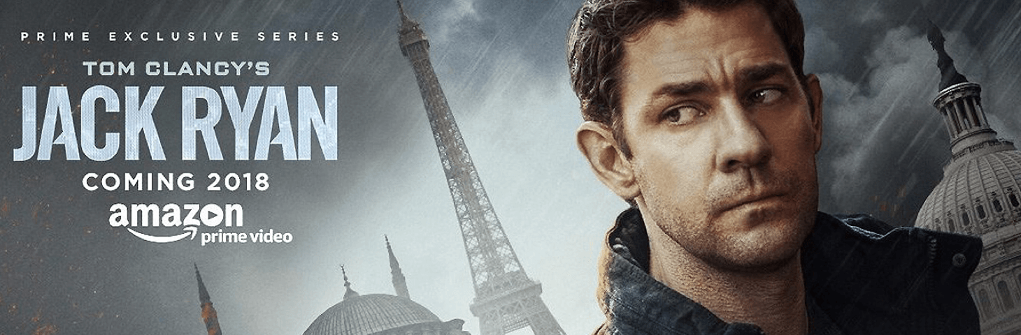 Tom Clancy's Jack Ryan banner